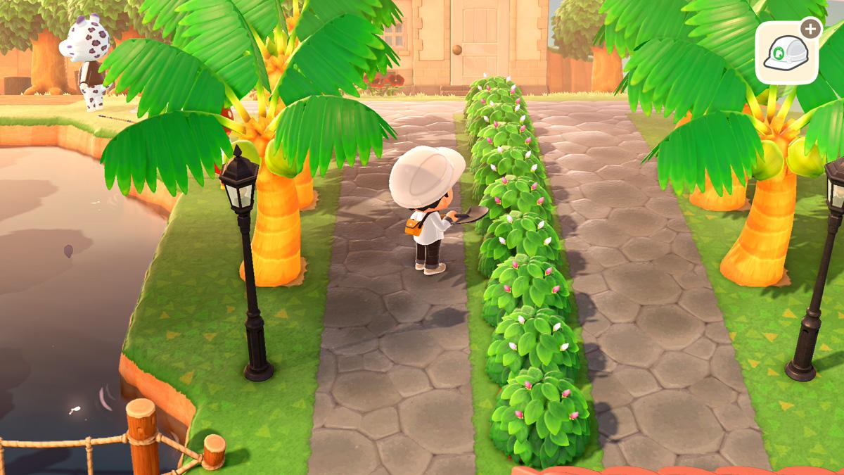 あつ森 ヤシの木